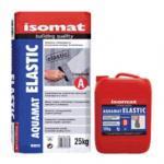 Isomat AQUAMAT-ELASTIC, MATERIAL HIDROIZOLANT PENTRU TERASE, White 35 kg