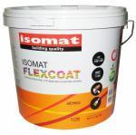 Isomat FLEXCOAT, MATERIAL HIDROIZOLANT VOPSEA PENTRU PERETI, Base P 10 lt