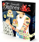 Eurekakids Atelier tatuaje pentru băieți