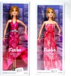 Mega Creative Estélyi ruhás baba 29cm kétféle változatban - jatekwebshop