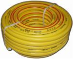 """Csavarodásmentes Tricolux 1"""" sárga 25m 5 rétegű tömlő (TL5/2525)"""