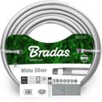 Csavarodásmentes NTS WHITE SILVER 1/2 colos 30 m 5 rétegű tömlő (WWS1230)
