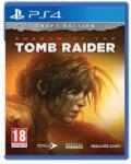 Square Enix Shadow of the Tomb Raider [Croft Edition] (PS4) Játékprogram