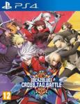 PQube BlazBlue Cross Tag Battle (PS4) Software - jocuri