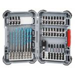Bosch Комплект монтажен, накрайници и свредла, 6-стен опашка 35 части, Bosch (BOSCH 35 части)
