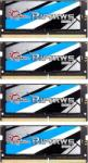 G.SKILL Ripjaws 32GB (4x8GB) DDR4 3800MHz F4-3800C18Q-32GRS