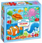 Dohány Óceán 4 az 1-ben puzzle (DOHANY-500)