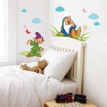 BeKid Stickere perete copii Piticii veseli - 80 x 36 cm Decoratiune camera copii