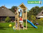 Jungle Gym Club kerti játszótér