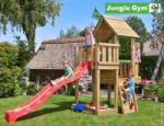 Jungle Gym Cubby kerti játszótorony