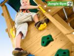 Jungle Gym Rock mászófal modul játszótoronyhoz