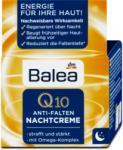 Balea Ránctalanító arckrém Q10 éjszakai, 50 ml