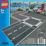 LEGO City - Egyenes út és kereszteződés (7280)