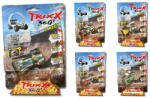 Regio Játék Trixx 360° kisautó rámpával - többféle (32405)