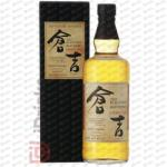 The Kurayoshi Pure Malt Sherry Cask Whiskey 0,7L 43%