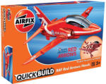 Airfix Quick Build Red Arrows Hawk