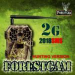 FORESTCAM 2G 2018-SMS