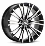 MSW 20/5 Matt Black Full Polished CB73.1 5/114.3 18x8 ET45