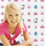 DecoFun Rola tapet 10 X 0, 52m Hello Kitty Fashion