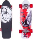 "Fish Skateboards Old School Cruiser 26"""