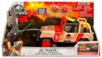 Mattel Matchbox - Jurassic World - Jeep Wrangler befogóháló kilövővel