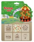 DP Collection Set de Stampile din Lemn DP Collection (DPC-14-8181)
