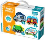Trefl Baby Puzzle - Járművek 3,4,5,6 db-os (36071)