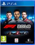 Codemasters F1 Formula 1 2018 (PS4) Játékprogram