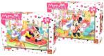 King Minnie és Daisy 24 db-os - kétféle változatban