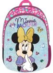 Mickey si Minnie Mouse Ghiozdan Minnie Mouse 33 cm (JS231026)