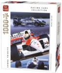 King Ayrton Senna emlék montázs 1000 db-os (05628)