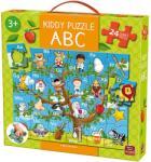 King ABC oktató puzzle 24 db-os