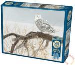 Cobble Hill Fallen Willow Snowy Owl 500 db-os (85031)