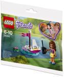 LEGO Barca Cu Telecomanda A Oliviei (30403) LEGO