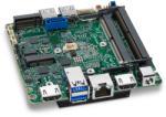 Intel NUC7i7DNBE Placa de baza