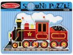 Melissa & Doug Hangos puzzle - Vonat (729)