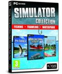 Focus Multimedia Simulator Collection: Fishing Trawling Waterpark (PC) Játékprogram