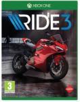 Milestone Ride 3 (Xbox One) Játékprogram