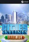 Paradox Interactive Cities Skylines Parklife (PC) Játékprogram