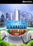 Paradox Interactive Cities Skylines Parklife Plus (PC) Játékprogram