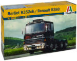 Italeri Berliet R352ch/Renault R360 1:24