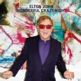 Elton John Wonderful Crazy Night (CD)