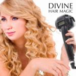 Divine Hair Magic Magic Twists Ondulator de par electric