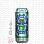 Heineken Alkoholmentes Dobozos sör 0,5l 0% (24db/pack)