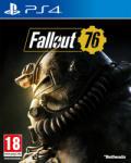 Bethesda Fallout 76 (PS4) Játékprogram