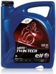 ELF Moto 4 Twin Tech 4T 20W-60 4L