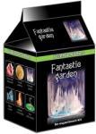 LAMPS Mini Chemical Fantastic Garden - Kristálykert kísérletező készlet
