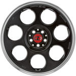 OZ Anniversary 45 Black Diamond Lip CB68 4/100 17x7 ET42