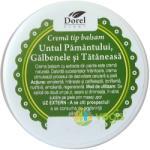 Dorel Plant Crema-Balsam Untul Pamantului Galbenele &Tataneasa 100gr