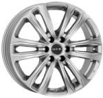 Mak Safari 6 Silver CB93.1 6/139.7 17x7.5 ET50